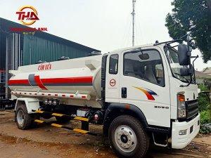 Xe chở xăng dầu 10 khối TMT
