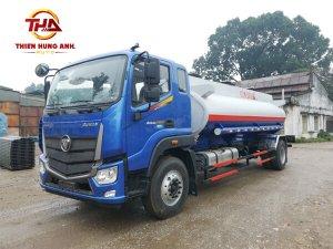 Xe chở xăng dầu 12 khối auman C160