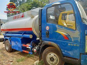 Xe xi téc chở xăng dầu 7 khối TMT
