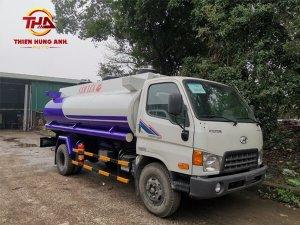 Xe chở xăng dầu Hyundai Mighty (9.5 khối)