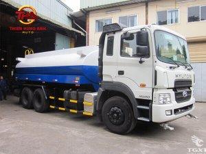 Xe phun nước rửa đường 13 khối Hyundai HD260