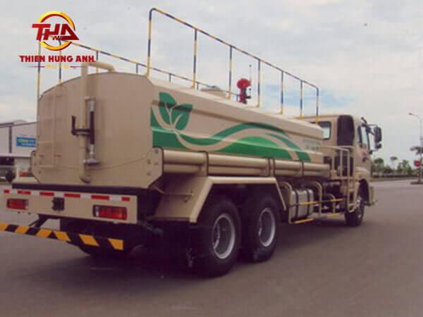 Xe phun nước rửa đường 12 khối Thaco Auman C240